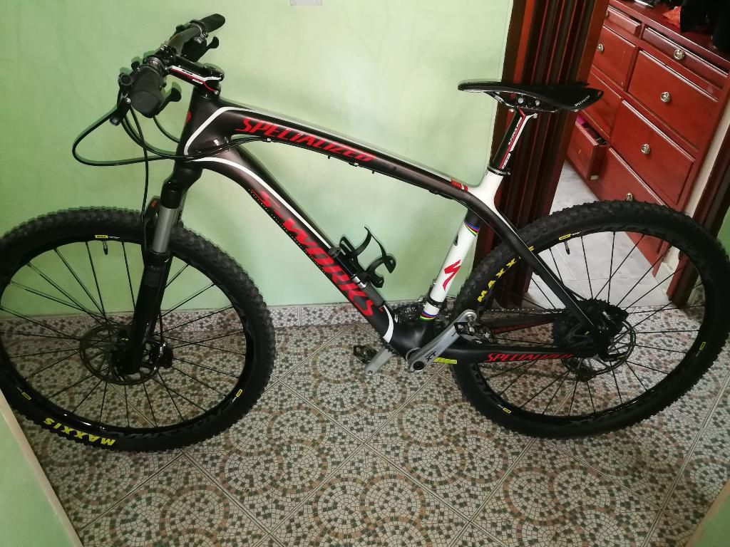 Bicicleta Mtb Specialized Stumpjumper