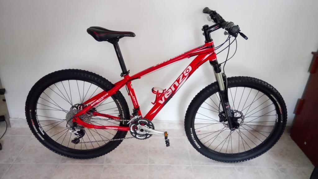 Bicicleta Todo Terreno Gw