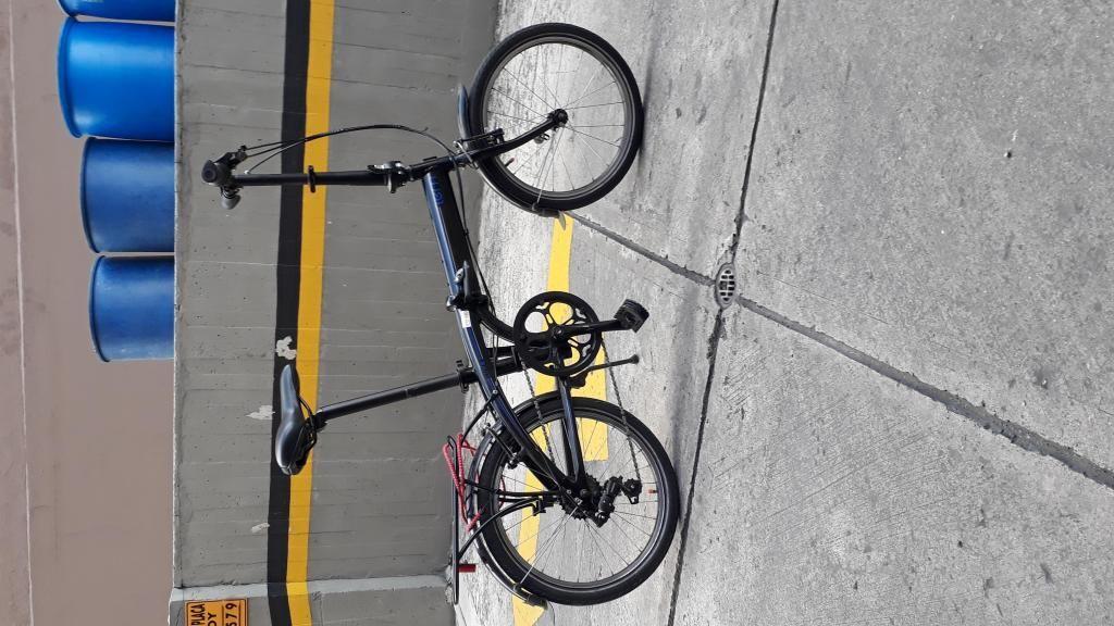 Bicicleta marca Tern