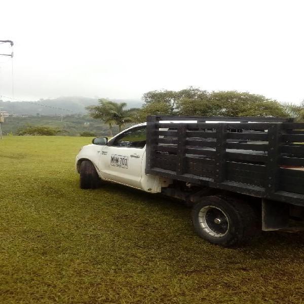 Camioneta con Conductor