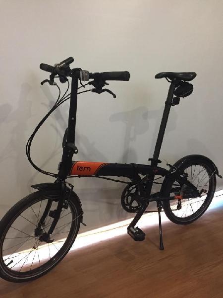 Combo Bicicleta Tern, Link D16