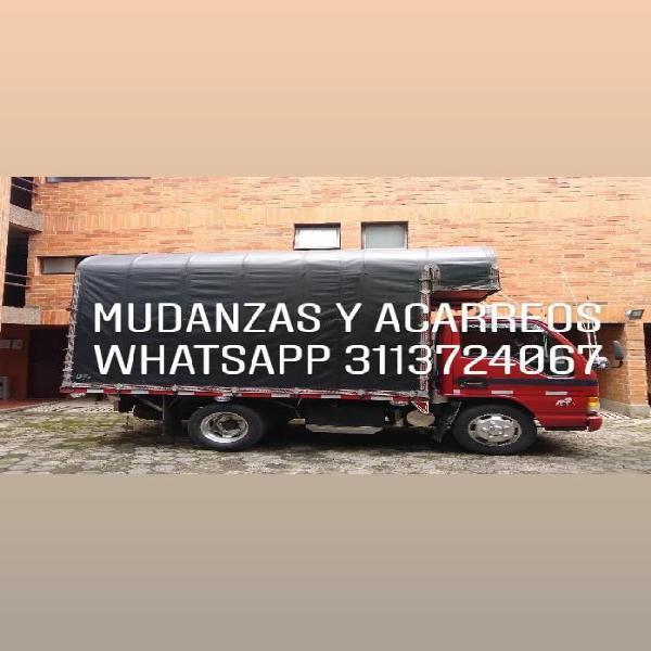 Mudanzas Y Acarreos Whatsa #311.372.4067