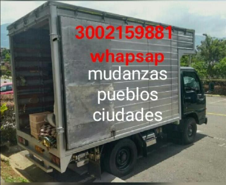 Mudanzas,trasteos,acarreos3002159881wasp