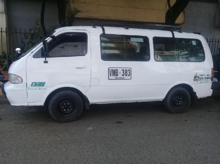 Servicio de Transporte de Pasajeros
