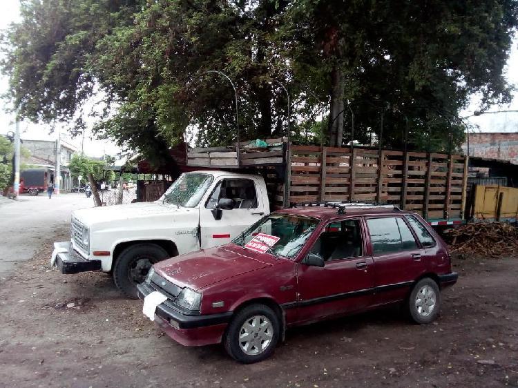Transporte Y Acarreos