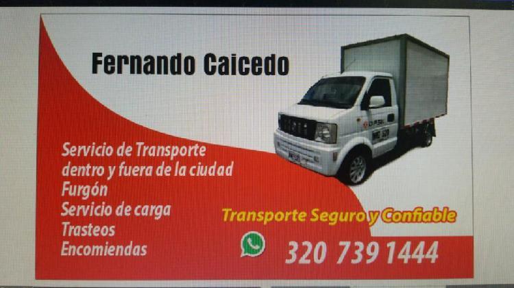 Transporte Y Servicio de Carga