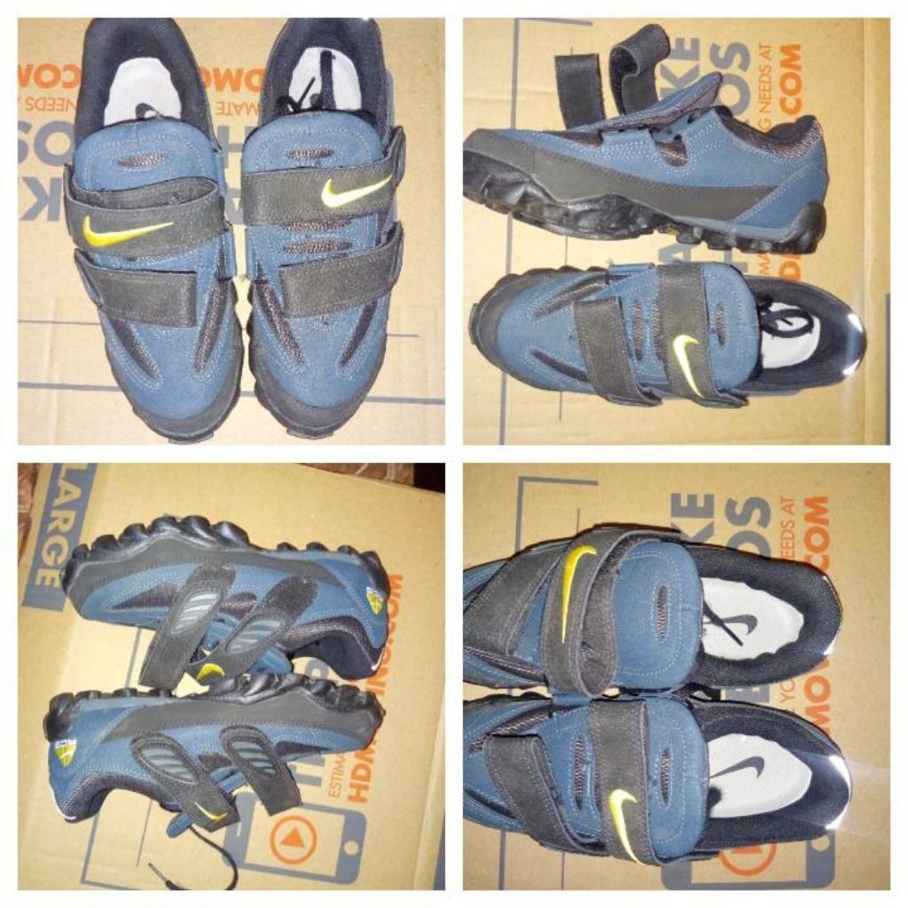 Zapatillas de Ciclismo Mtb Nike Talla 36