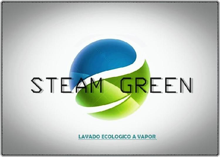 servicio de limpieza industrial a vapor