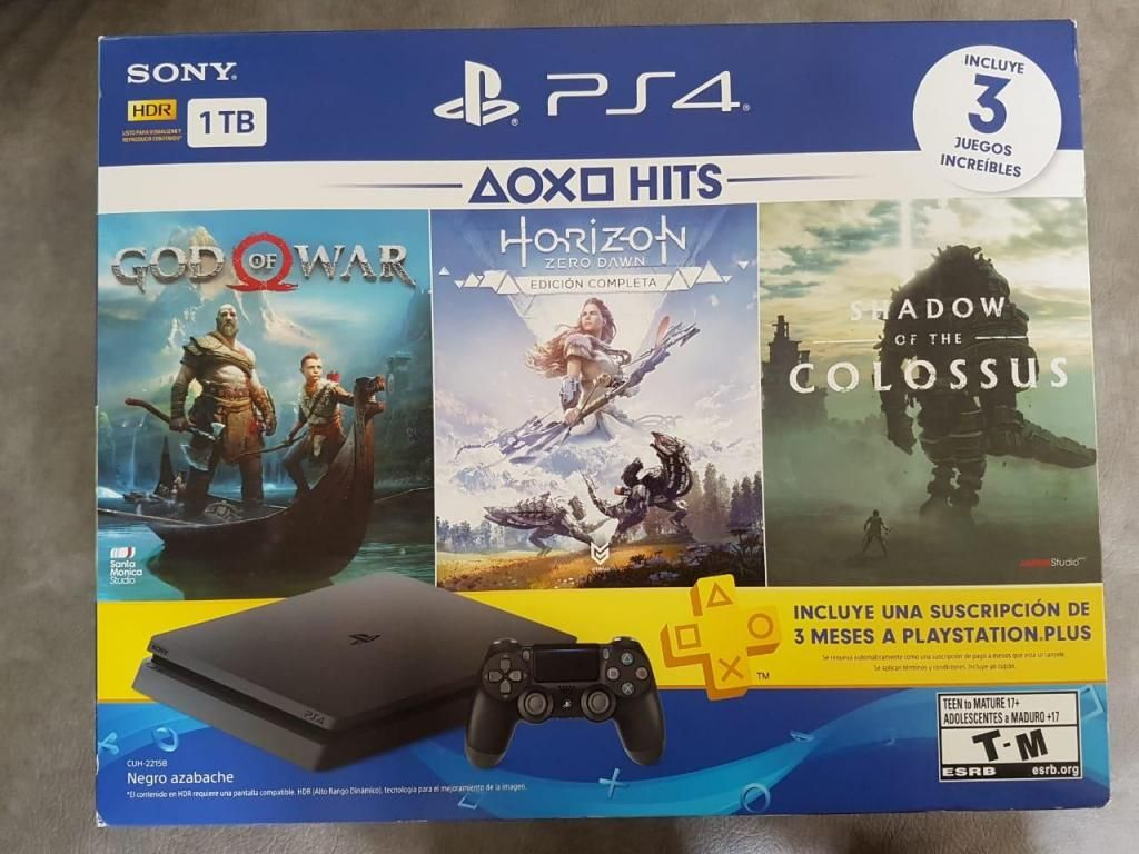 Se vende PlayStation 4 nuevo (PS4)