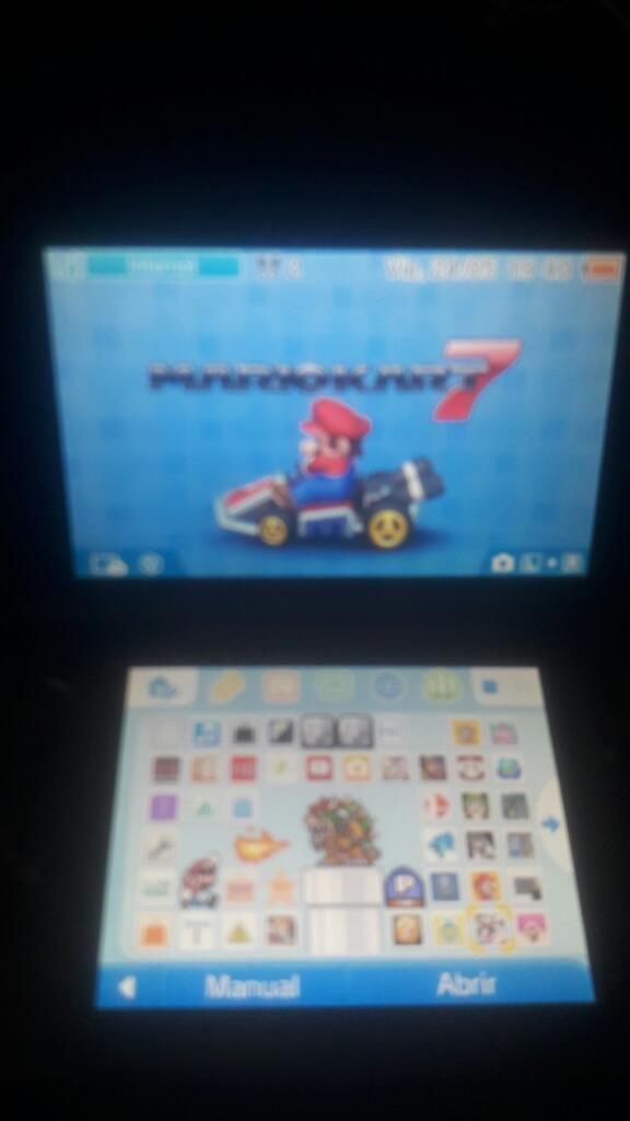 Vendo O Cambio Excelente Nintendo 3ds