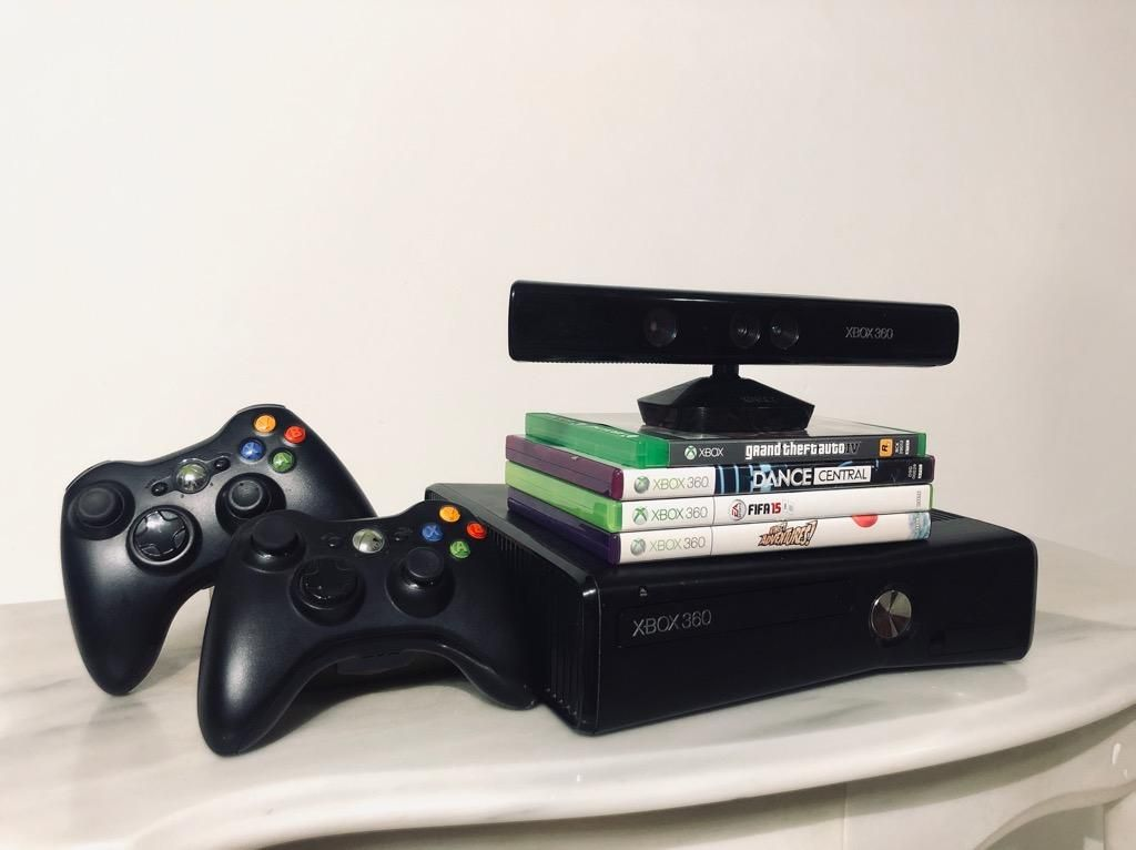 Xbox 360 Kinect 2 controles