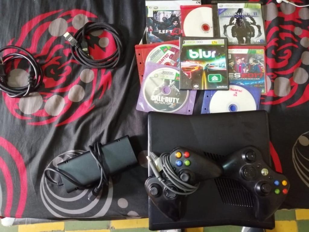 Xbox 360 Se Vende O Se Cambia por Moto