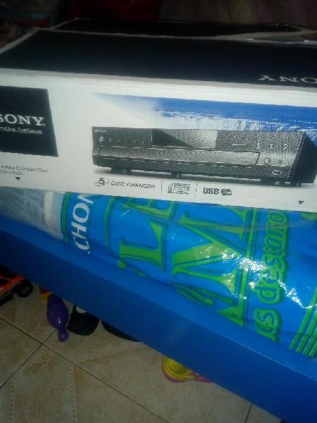 Reproduct de Cd Graba a Usb Sony Nuevo