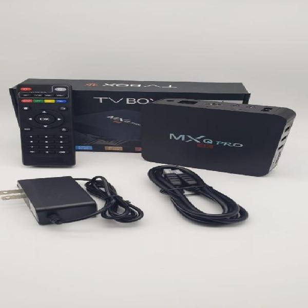TV BOX MXQ4K 2GB MEMORIA RAM 16GB MEMORIA INTERNA