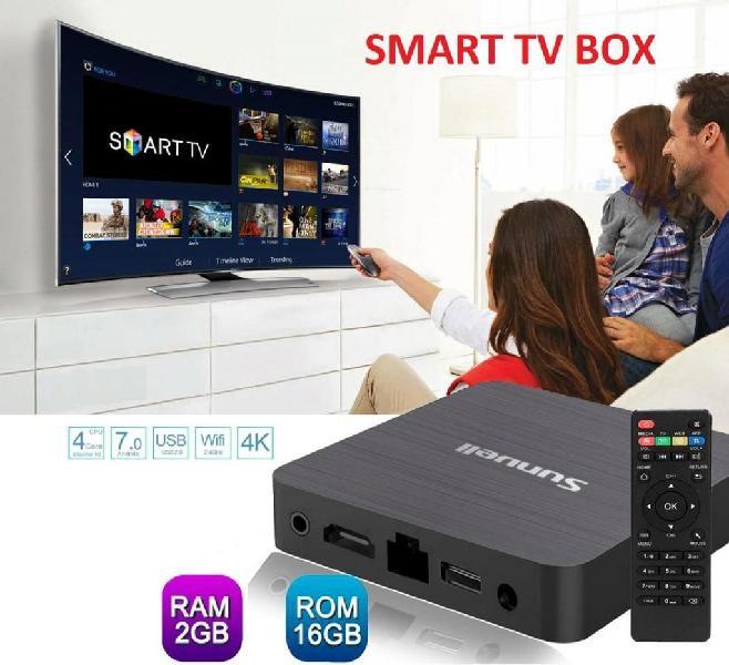 Tv Box Sunvell H3 2gb Ram 16gb de almacenamiento CC