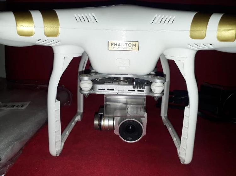 Vendo Dron Phantom 3 Profesional 4k