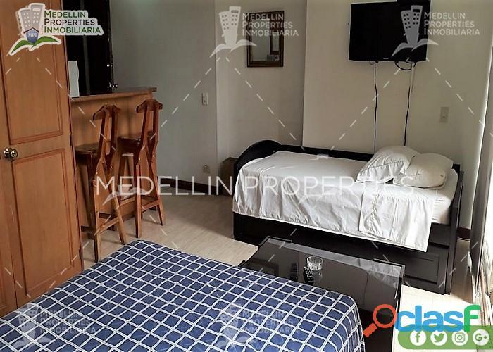 Alquiler Temporal de Apartamentos en El Poblado Cod: 5040