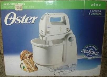 Batidora OSTER  - Hand-Stand Mixer