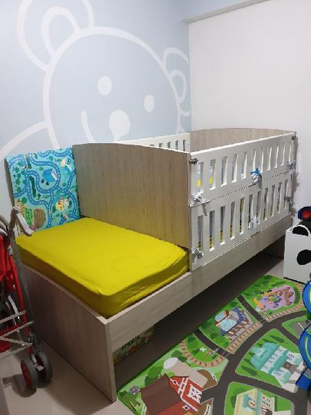 Cama Cuna para Bebé Como Nueva sin Uso