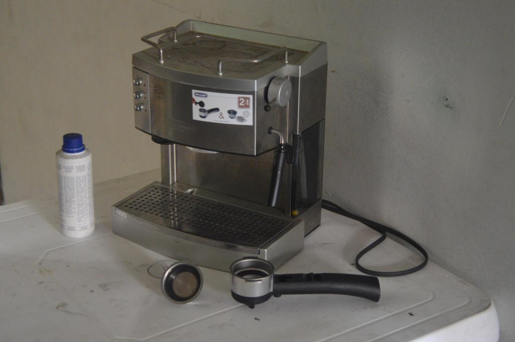 Maquina Cafe Capuchinera Expresso Latte Delonghi Ec702