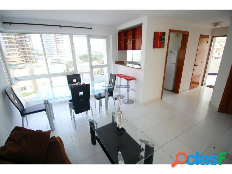 Venta apartamento 1 alcobas en Marbella Cartagena