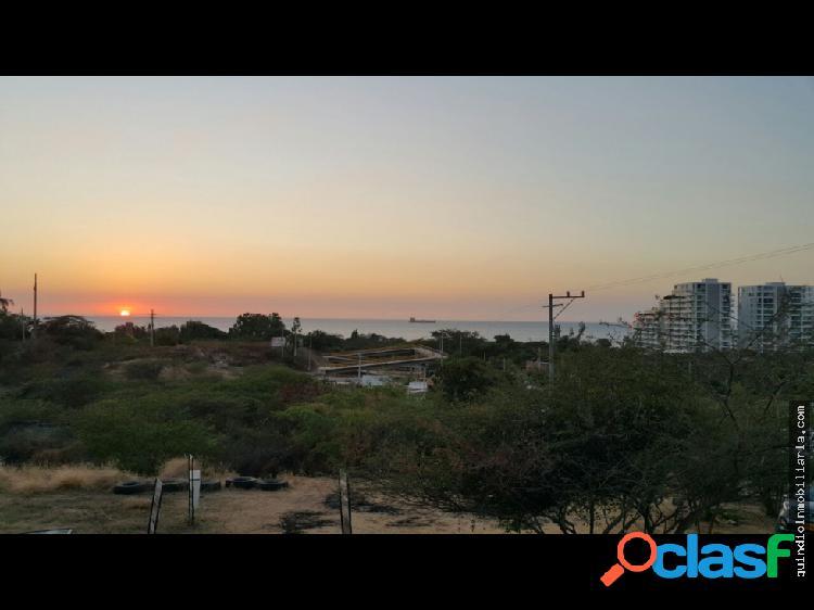 Venta de lote en zona hotelera en Santa Marta. M