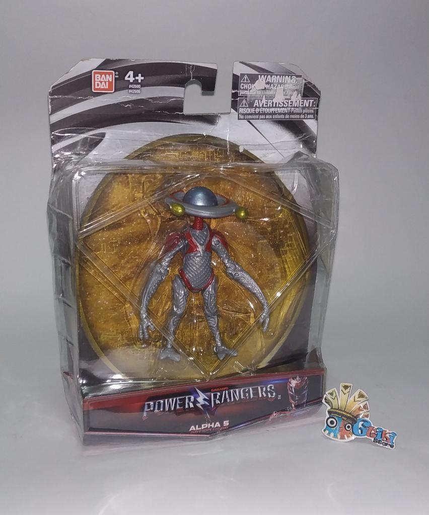 Figura Power Rangers Original Bandai