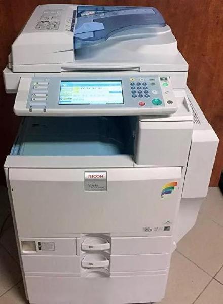 Impresora Y Fotocopiadora Ricoh Mp 201