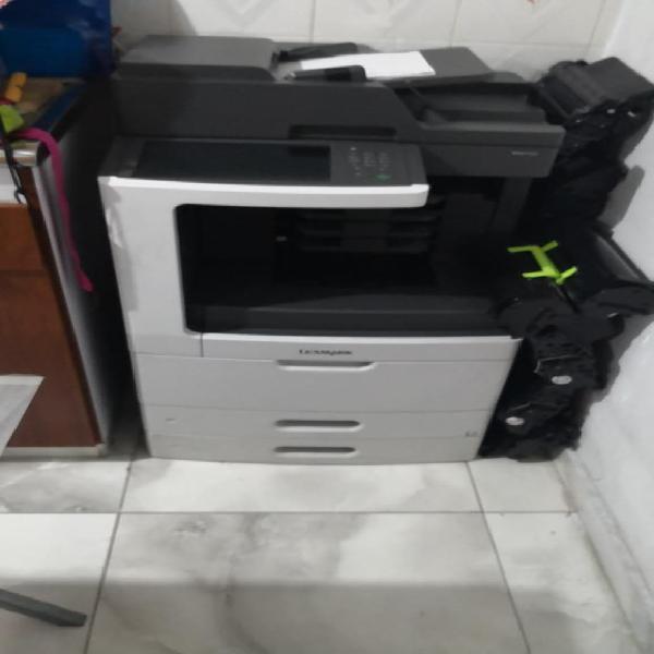 Impresoras Multifuncionales Lexmark Y Hp