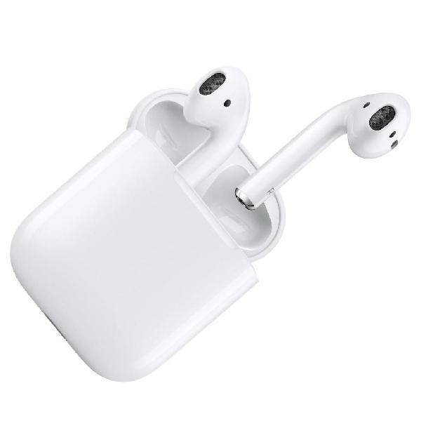 Apple Airpods Bluetooth Audífonos Inalámbricos Garantía