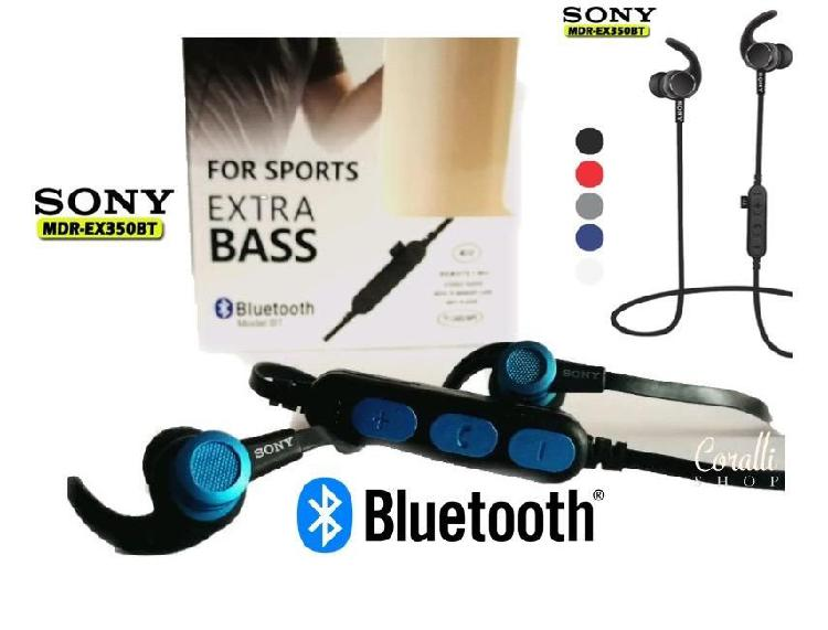 Audífono Inalámbrico Nuevo MP3 Manos Libres Sony Bluetooth