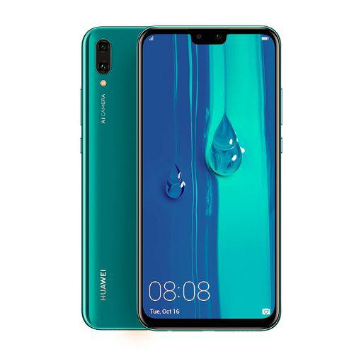 Celular Libre Huawei Y9 3gb 16mp/13mp Blue Ds 2019 4g