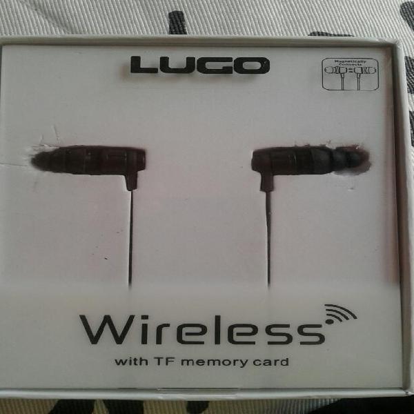 Se Vende Audifonos con Bluetooth