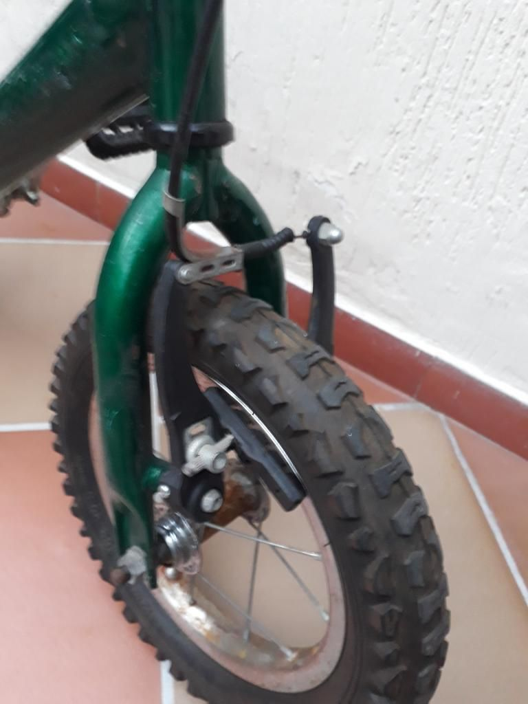 Bicicleta Pequeña