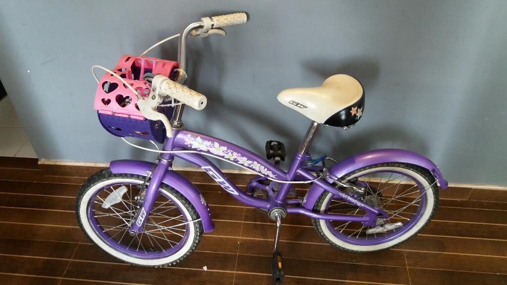 Bicicleta Rin 16 Tipo Playera