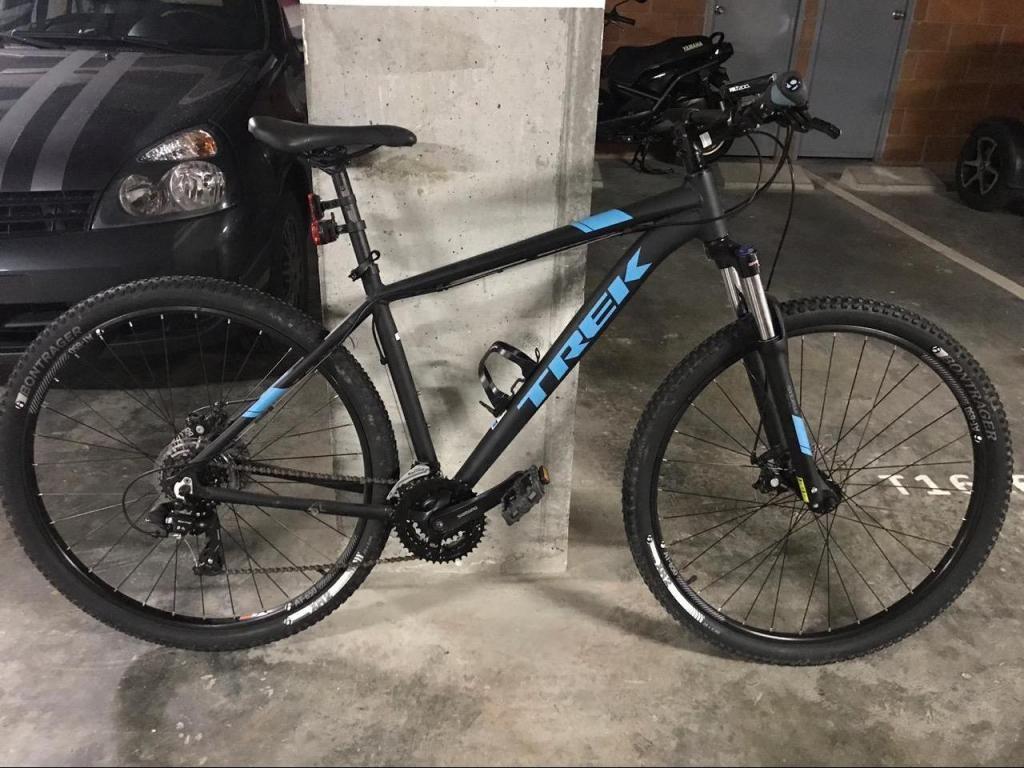 Bicicleta Trek Marlyn 5 Modelo