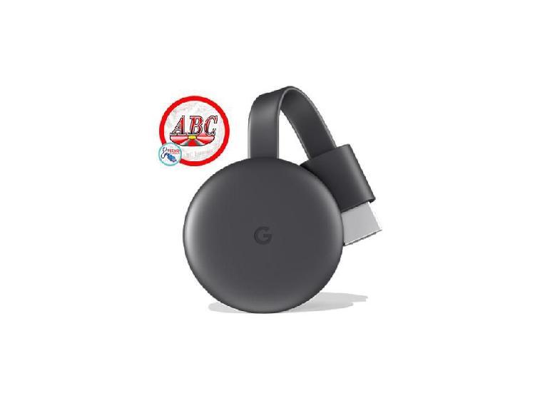 Google Chromecast 3 Vuelve Smart Tv Envio Gratis