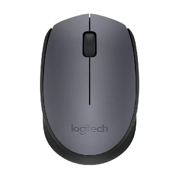 Logitech M170, Mouse Inalámbrico, Win Mac Chrome Linux,