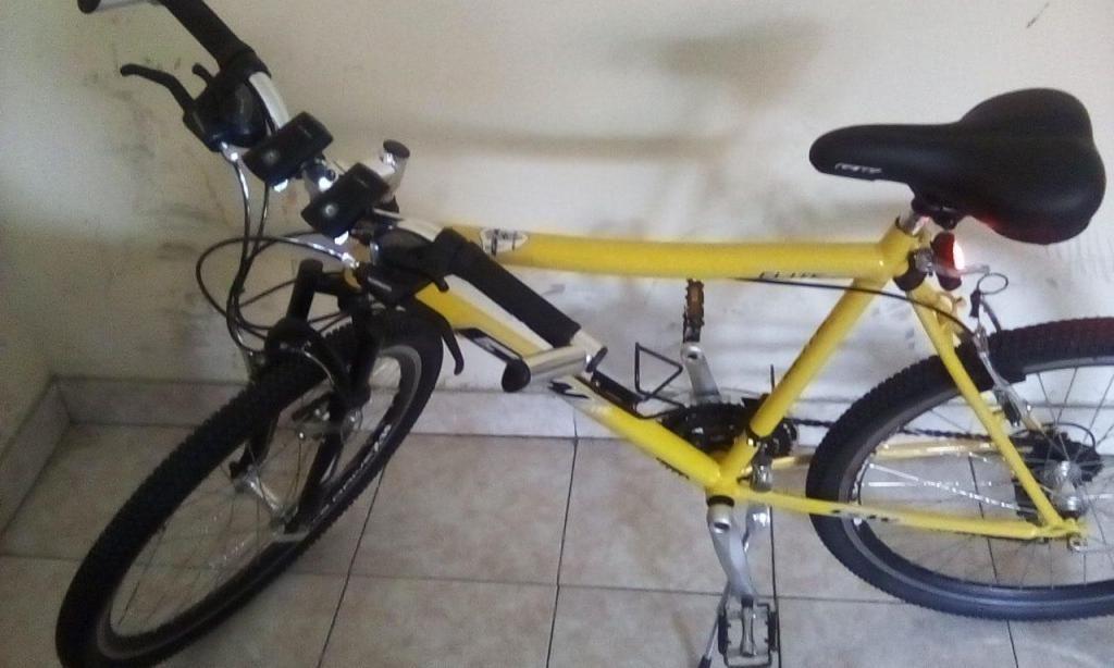 Vendo excelente bicicleta marca GW