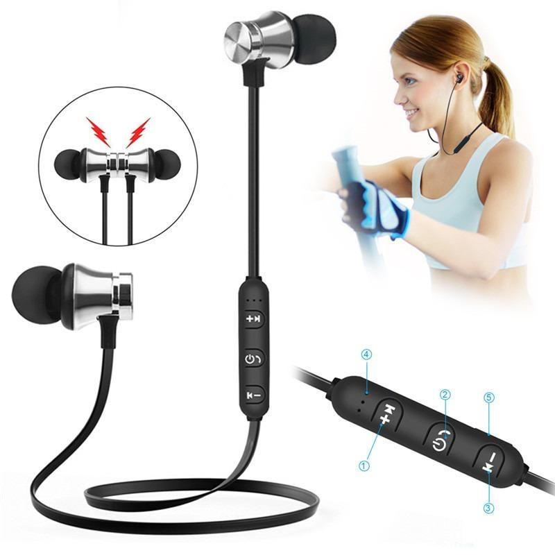 Auriculares Audio Bluetooth 4.2 Auriculares Estéreo Musica