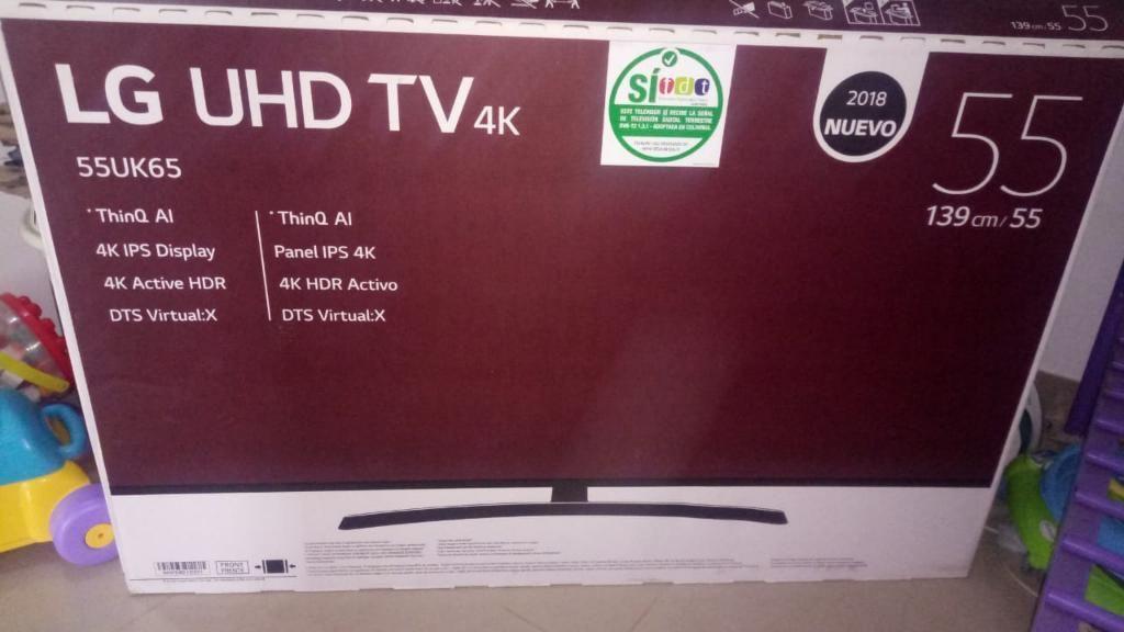 Hermoso Tv Lg 55