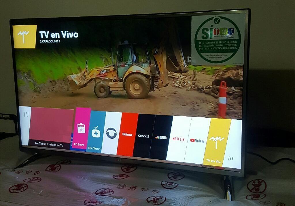 Smart Tv Lg Webos Full Hd' 40, Barato