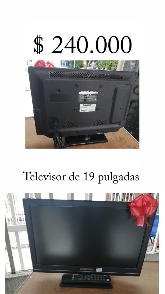 Televisor de 19 Pulgadas