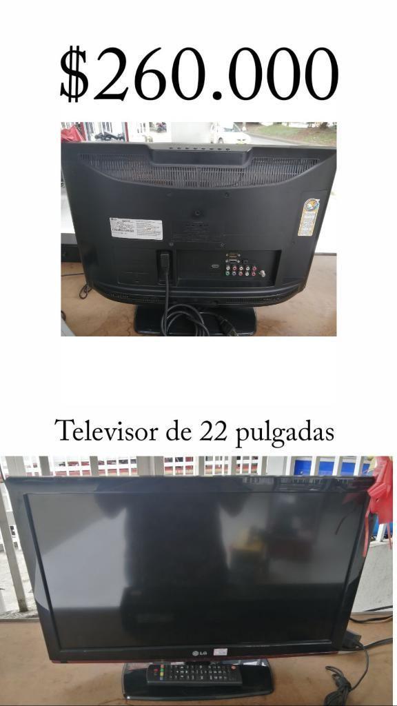 Televisor de 22 Pulgadas