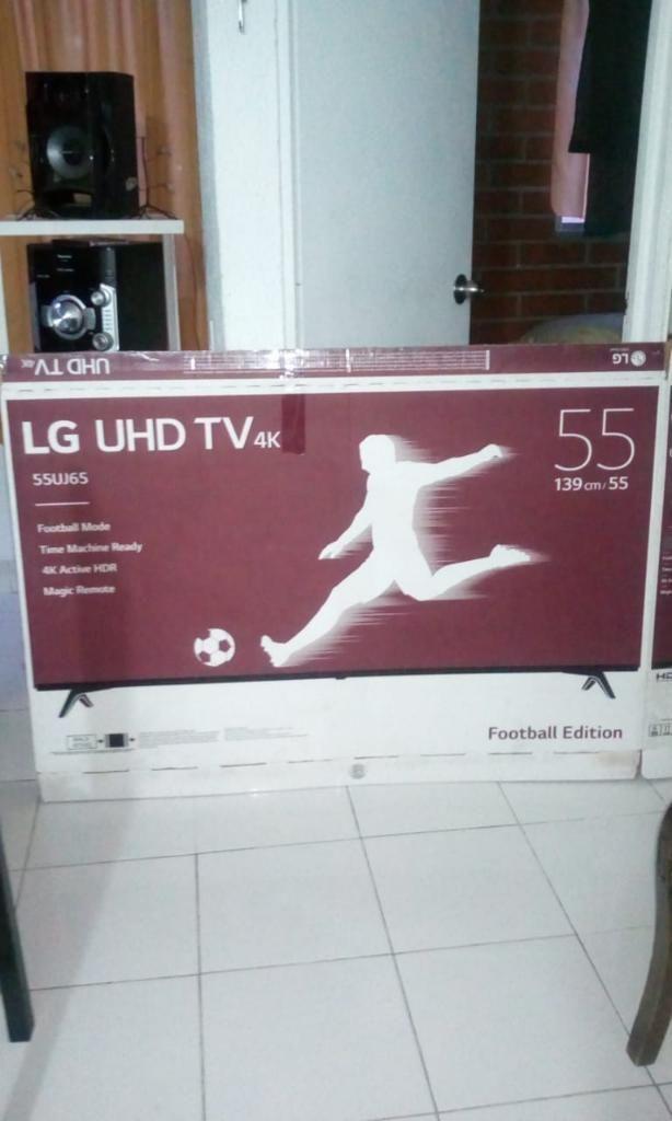 Tv Lg Uhd Como Nuevo