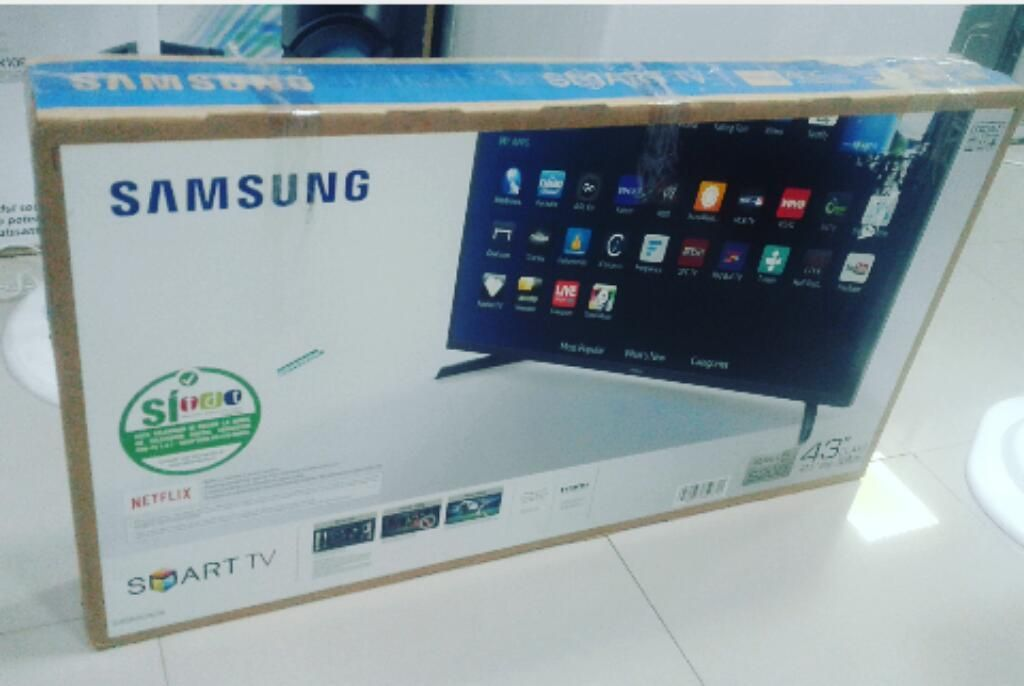 Tv Samsung Full Hd Smart de 43