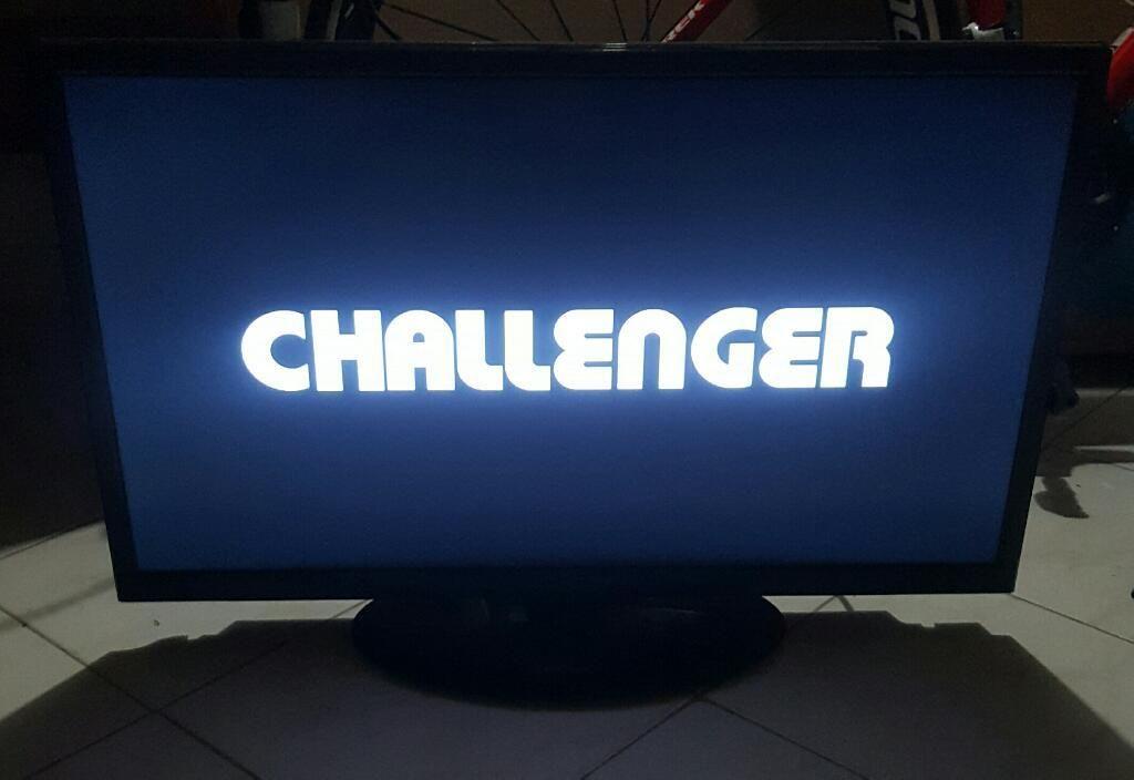 Tv Televisor Challenger Led Hd 32 Barato