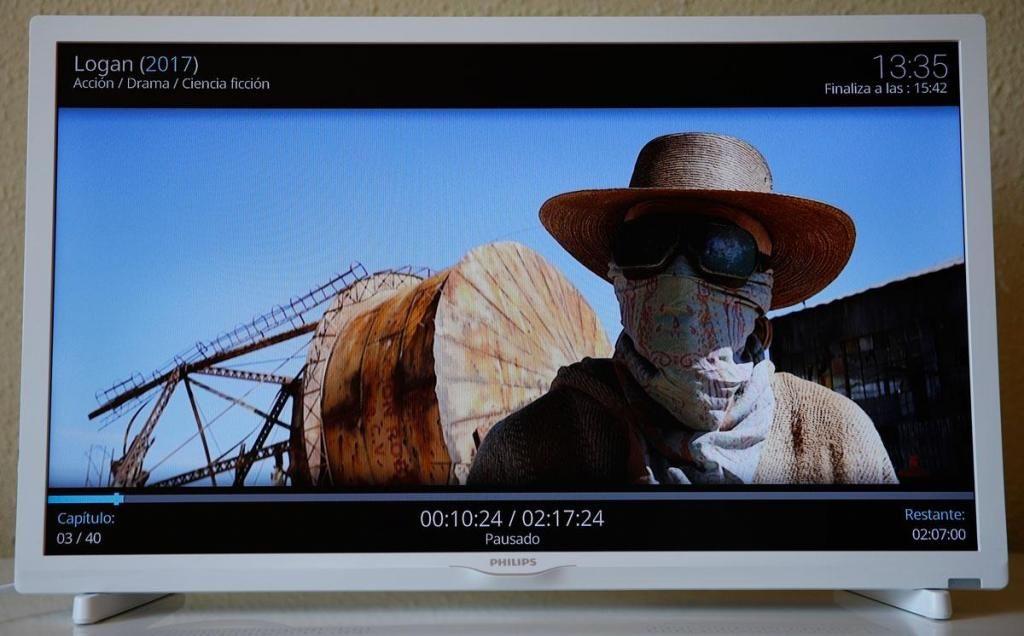 televisor philips 58PULGADAS 4k smarttv sin uso