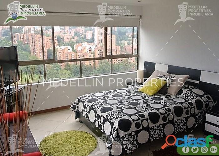 Apartamentos y Casas Vacacional en Medellín Cód: