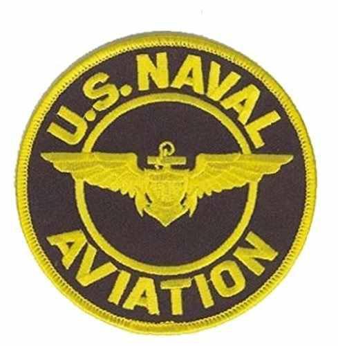 Aviacion Naval De Los Estados Unidos Usn 4 Bordado Parche